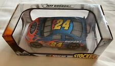 2003 Hot Wheels Jeff Gordon Stockerz 1:24 NASCAR Dupont Flames #24 Flames