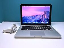 MacBook Pro 13 inch Pre-Retina  Upgraded 16GB RAM / 500GB Storage/ OSX-2017