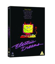 Electric Dreams Blu-ray Remastered Limited 2000 1st Press Set