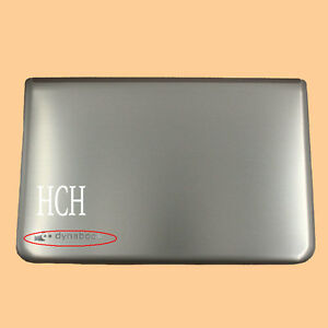 Toshiba S55t-A5132 S55t-A5277 S55T-A5389 LCD case top cover Lid fit touch silver