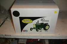 1/16 white oliver 40th anniversary tractor