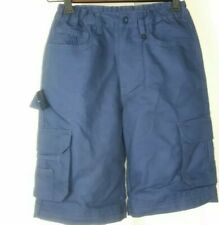 Boy Scouts of America Cubscouts blue cargo shorts youth size 8