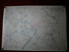 More details for british army gulf war map - kuwait 1991 - restricted - royal engineers