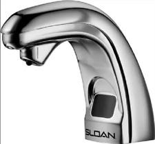 Sloan Satin Chrome Sensor Activated  Electronic Soap Dispenser. Battery Powered