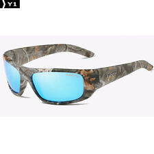 DUBERY 1418 Men's Polarized Night Vision Sunglasses With Spectacle Case Y1