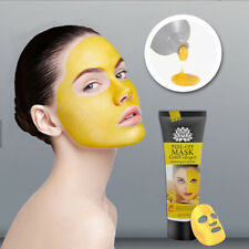 24K Gold Collagen Facial Mask Anti Aging Whitening Hydration Face Mask Skin Care