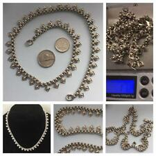 Diamond Silver Victorian Fine Jewellery
