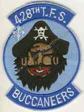 "400 - Distintivo Patch AIR FORCE United States ""428th BUCCANEERS"""