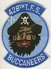 """400 - Distintivo Patch AIR FORCE United States """"428th BUCCANEERS"""""""