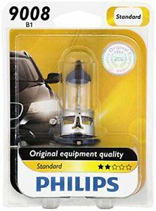Philips Standard 9008 H13 60/55W One Bulb Head Light Halogen Replace Dual Beam