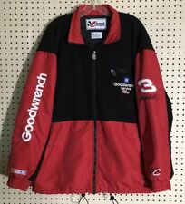 15215e50cdcf Mens XL Coat Jacket Nascar Goodwrench Service Plus #3 Dale Earnhardt