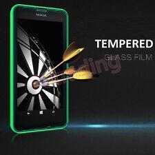 Protection d'écran verre trempé protection premium pour Nokia Lumia 630 635