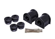Energy Suspension 8.5142G Sway Bar Bushing Set Fits 4Runner/GX470/Black/Rear