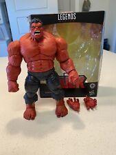 2020 Hasbro Marvel Legends Target Exclusive Red Hulk Figure