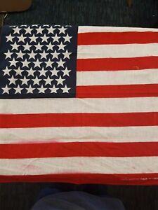 US FLAG - BANDANA - STARS AND STRIPES AMERICA