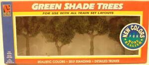 Life Like 1921 Green Shade Trees