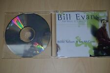 Bill Evans Featuring Willie Nelson & Les McCann ‎– For What It's Worth CD-Single