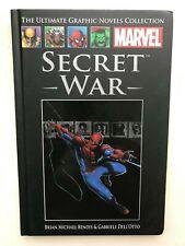 MARVEL THE ULTIMATE GRAPHIC NOVELS COLLECTION SECRET WAR #18 VOLUME 33