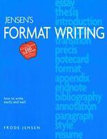 Jensen's Format Writing by Frode Jensen