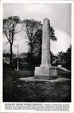 Hadley High Stone, Barnet by Camp, East Finchley.