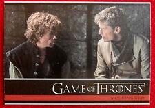 GAME OF THRONES - Season 4 - Card #19 - MOCKINGBIRD A - Rittenhouse 2015