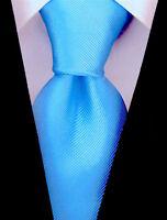 Scott Allan Mens Twill Striped Necktie
