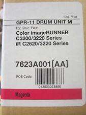 New ! Genuine Canon GPR-11 Magenta Drum Cartridge IR C3200 Copier printer Toner