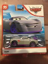 Disney Pixar's Cars Kurt 1:55 Mattel Diecast Sealed