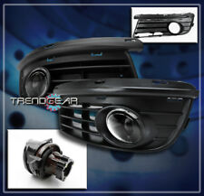 2006-2010 VW JETTA MK5 BUMPER PROJECTOR FOG LIGHT + LOWER GRILLE COVER 2007 2008