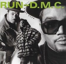 FREE US SHIP. on ANY 2 CDs! NEW CD Run Dmc: Back From Hell Original recording re