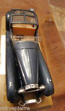 Automobilina modellino auto car toy BUGATTI ROYALE Solido 1930 411/43 ref 136