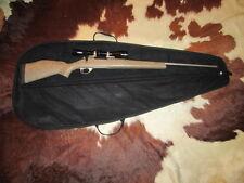 NEW RAZOR BLADES BLACK GUN BAG RIFLE SHOTGUN HUNTING CAMPING SHOOTING 125CM