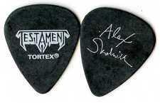 TESTAMENT 2010 Carnage Tour Guitar Pick!!! ALEX SKOLNICK custom concert stage