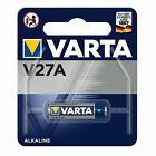 2 x Varta V27A MN27 A27 L828 GP27A 4227 - 19mAh Alkaline Batterie 12V
