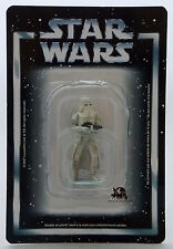 Figurine collection Atlas STAR WARS SNOW TROOPER Guerre des Etoiles Figure