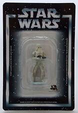 Figurine collection Atlas STAR WARS SNOW TROOPER Guerre des Etoiles Figure