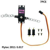 7 Teile / satz Servo für Flytec 2011-5 Generation Boot RC Q1U7 Fischköder