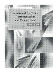 Elements of Electronic Instrumentation and Measurements (3rd Edition) by Carr,