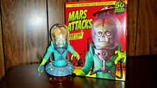 Mars Attacks Gentle Giant Martian Mini Bust Sdcc 2012 Exclusive Topps