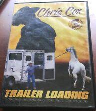 New listing Chris Cox Horsemanship Trailer Loading 2 Dvd set