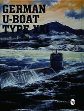 German U-Boat Type XXI: (Schiffer Military/Aviation History) (Schiffer Military