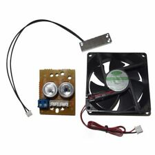 12V DC Heater Blower Cooler Fan Kit Spare parts for CCTV Security Camera Housing