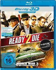 Ready 2 Die - NEW 3D & 2D Blu-Ray Disc - Pablo Hernandez - Noel Gugliemi - 2014