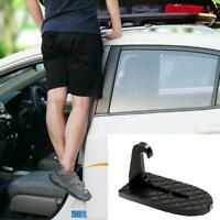 Folding Car Door Latch Hook Steps Mini Foots Pedal Ladder for SUV-Truck-Roof