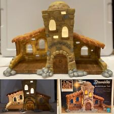 1996 Retired Dreamsicles Bethlehem Inn Cast Art Christmas Nativity Piece