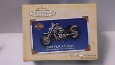 Hallmark Keepsake Harley-Davidson 2002 VRSCA V-Rod Ornament
