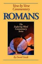 Romans Commentary: By David Guzik