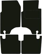 Tailored Deluxe Quality Car Mats Mitsubishi Pajero SWB 1992-2000 ** Black **