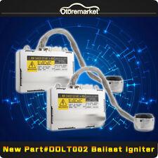 2PCS Fit Koito Lexus Toyota Xenon HID Ballast D2S D2R Headlight Unit Controller