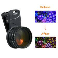Aquarium Fish Tank Seawater Coral Reef Phone Camera Filters Lens
